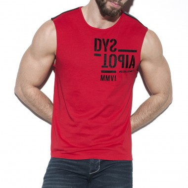 TS228 DYSTOPIA TANK TOP