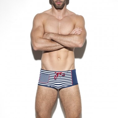 1921 SAILOR SWIM SHORT BOXER