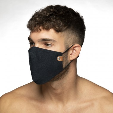 AC123 JEANS FACE MASK