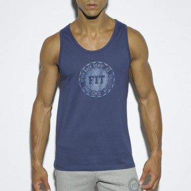 TS194 BASIC COTTON FIT TANK TOP